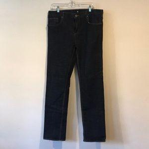 Men's straight stretch jean